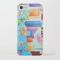 maryland iPhone & iPod Cases featuring Baltimore, Maryland by Karen Riddle