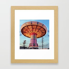 Waveswinger No.2 Framed Art Print