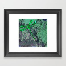 Dragonfly 2 Framed Art Print