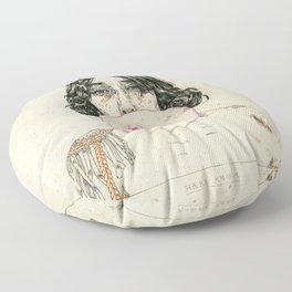 Hard Knock Floor Pillow