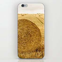 Baled out iPhone Skin