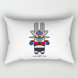 Sr. Trolo / Mazinger Rectangular Pillow