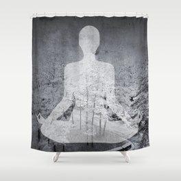The Hidden Forest Shower Curtain