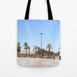 Temple of Luxor, no. 17 Tote Bag