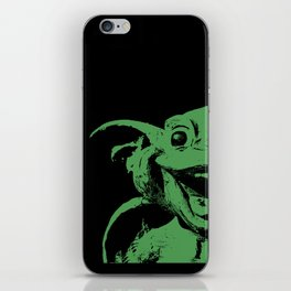 Happy Gargoyle iPhone Skin