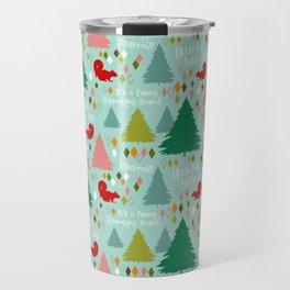 Griswold Family Christmas Travel Mug