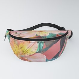 Spring Bouquet Fanny Pack