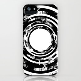 'UNTITLED #08' iPhone Case