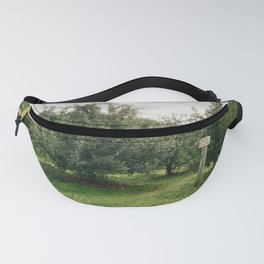 Apple Picking Fanny Pack