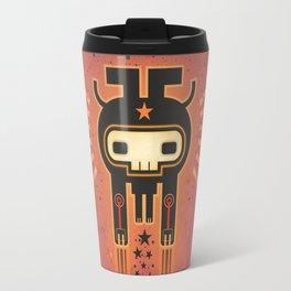 Electrochaman (champs de visions) Travel Mug