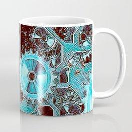 Steampunk,gears Coffee Mug