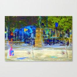 20180701 Canvas Print