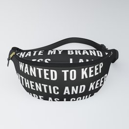 5  | Nipsey Hussle Quotes Fanny Pack