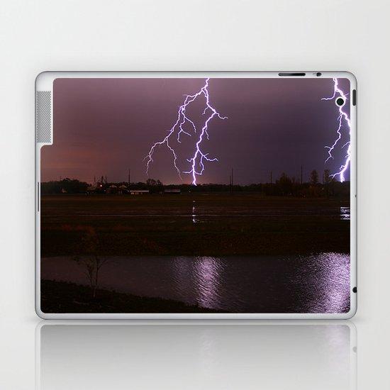 Twin Light Laptop & iPad Skin