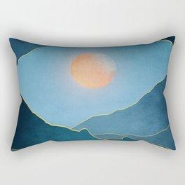 Surreal sunset 03 Rectangular Pillow