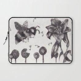 Bee Happy 3 Laptop Sleeve