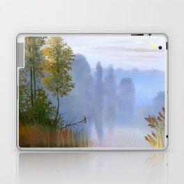 Beautiful Summer Painting Laptop & iPad Skin