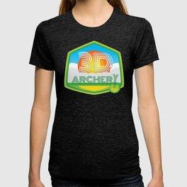 3D ARCHERY - CLASSIC CLEAN LOGO T-shirt