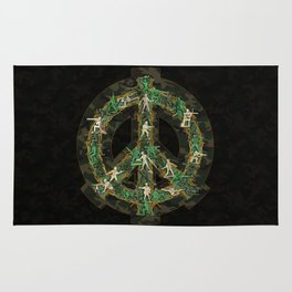 Peace Keepers Rug