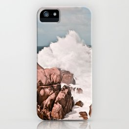Kiss of the Sea II iPhone Case