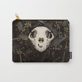 Skull and Bone Carry-All Pouch