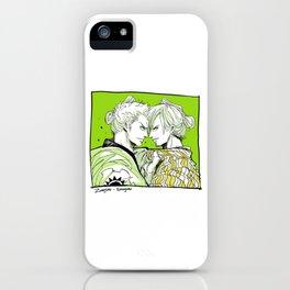 Zoro Sanji Wano iPhone Case