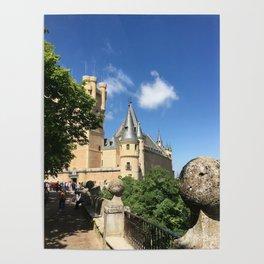 Alcazar de Segovia Poster