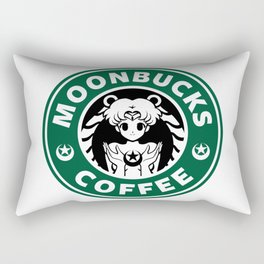 Moonbucks Coffee Rectangular Pillow
