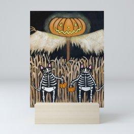 The Scarecrow Mini Art Print