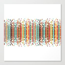 Tiny spheres Canvas Print
