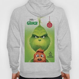 Dr. Seuss The Grinch Hoody