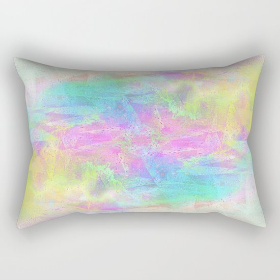 ALL WE NEED IS FAITH Rectangular Pillow