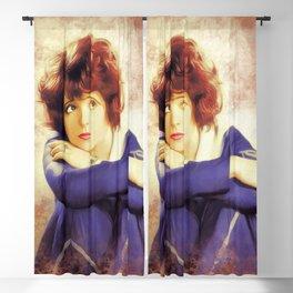 Clara Bow, Vintage Actress Blackout Curtain