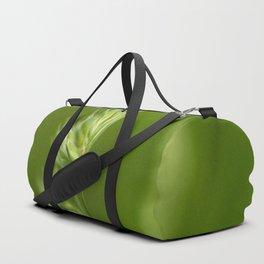 Green Plant Duffle Bag