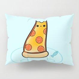Purrpurroni and Cheese - Pizza Cat Pillow Sham