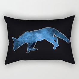 Cosmic Fox Rectangular Pillow