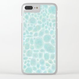Water Surface Clear iPhone Case