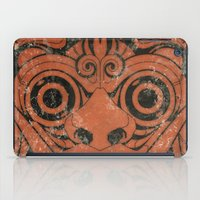 majoras mask iPad Cases featuring Mask by Guilherme Rosa // Velvia