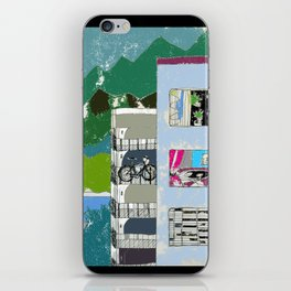 Downtown Living iPhone Skin