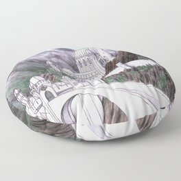 Tol Sirion Floor Pillow