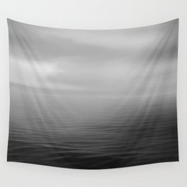 Calm Sea Wall Tapestry