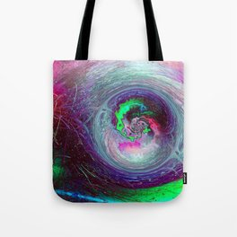 Spawned from the Blades Tote Bag