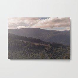 Bald Mountain Metal Print
