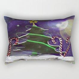 Oh Christmas Tree Rectangular Pillow