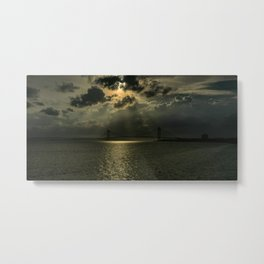 Verrazzano-Narrows Bridge, New York City (2020-5-GNY130) Metal Print