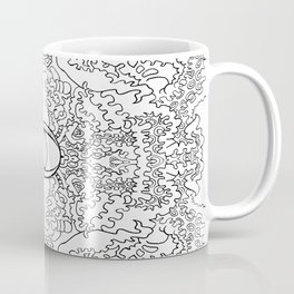 Other Worlds: Eye of the Beholder Coffee Mug