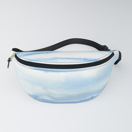 Waves and Sky Fanny Pack