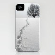 Winter Wonderland Slim Case iPhone (4, 4s)