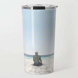 Rowan on the Beach Travel Mug