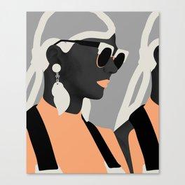 Fashion Week 2 Canvas Print